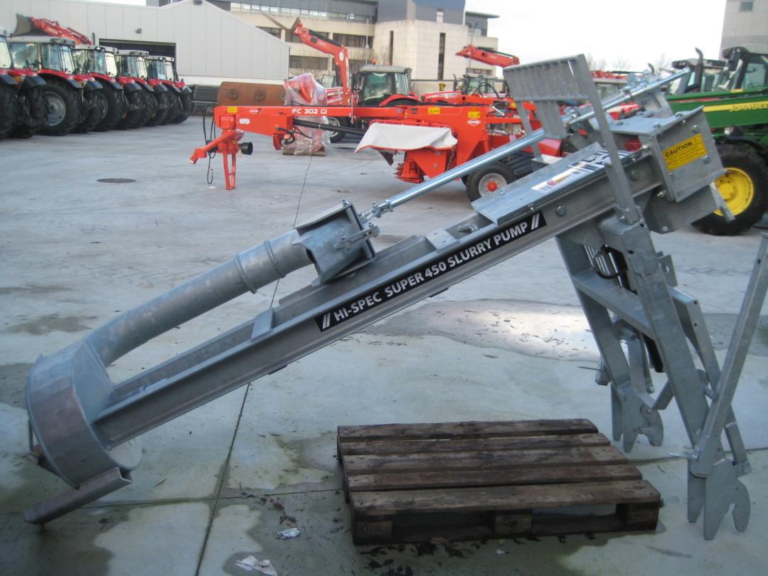 NEW – Hi Spec Slurry Pumps in Stock